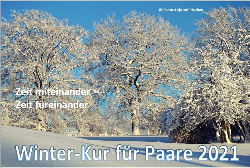 Winter-Kur für Paare 2021